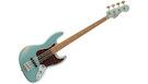 FENDER 60th Anniversary Road Worn Jazz Bass PF Firemist Silver