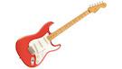 FENDER Vintera Road Worn 50s Stratocaster MN Fiesta Red
