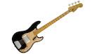 FENDER 1957 Precision Bass Journeyman Relic Black