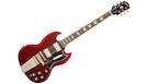 EPIPHONE SG Standard '61 Maestro Vibrola LRL Vintage Cherry