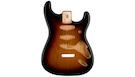 FENDER Classic Series '60s Stratocaster SSS Alder Body 3-Tone Sunburst