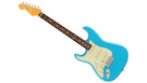 FENDER American Professional II Stratocaster LH RW Miami Blue