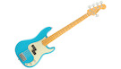 FENDER American Professional II Precision Bass V MN Miami Blue