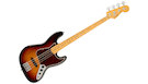 FENDER American Professional II Jazz Bass MN 3-Color Sunburst