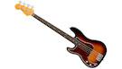 FENDER American Professional II Precision Bass LH RW 3-Color Sunburst