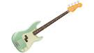 FENDER American Professional II Precision Bass RW Mystic Surf Green