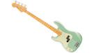FENDER American Professional II Precision Bass LH MN Mystic Surf Green