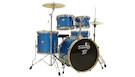 TAMBURO T5 R22 BLSK Blue Sparkle