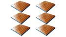 VICOUSTIC Vari Panel Kit Cherry (6 p. legno + 6 Flexi A50)