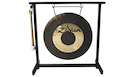 "ZILDJIAN Gong Tradizionale 12"" (30cm) con Mallet e Stand"
