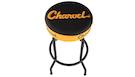 CHARVEL Bar Stool Toothpaste Logo Black/Yellow 30""