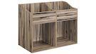 ZOMO Vs-box 200/2 - Zebrano B-Stock