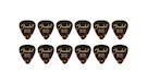 FENDER 351 Shape Premium Picks Extra Heavy - Tortoise Shell (12 Count)