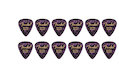 FENDER 351 Shape Premium Picks Extra Heavy - Purple Moto (12 Count)