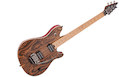 EVH Wolfgang WG Standard Exotic Bocote Baked Maple Fingerboard Natural
