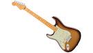 FENDER American Ultra Stratocaster LH MN Mocha Burst (left-hand)