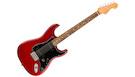FENDER Noventa Stratocaster PF Crimson Red Transparent