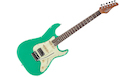 SCHECTER Route 66 Kingman HSS Surf Green