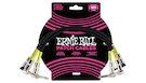 ERNIE BALL 6075 Cavo Patch Black 30 cm 3 pz