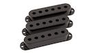 FENDER Pickup Covers Stratocaster Black (3)