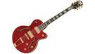 EPIPHONE Uptown Kat ES Ruby Red Metallic