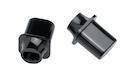 FENDER Pure Vintage Telecaster Top-Hat Switch Tips Black (2)