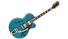GRETSCH G2410TG Streamliner Hollow Body with Bigsby Ocean Turquoise