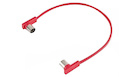 ROCKBOARD Flat Midi Cable, Red, 30cm