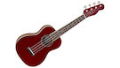 FENDER Zuma Classic Concert Uke WN Candy Apple Red