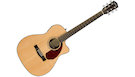 FENDER CC-140SCE Concert  WN Natural with Case