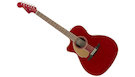 FENDER Newporter Player LH WN Candy Apple Red (left handed)