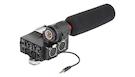 SARAMONIC Mixmic Adapter and Shotgun Microphone