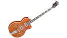 "GRETSCH G5440LSB Electromatic Hollow Body 34"" Long Scale Bass Orange"