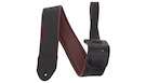 MARTIN 18A0080 Garment Leather Strap Maroon/Black