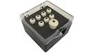 MARTIN 18APP0001 Authentic Series Set Pin White (Black Inlay)