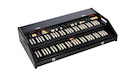 CRUMAR Mojo Suitcase Double Manual Organ - Black Limited Edition