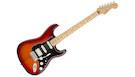 FENDER Player Stratocaster Plus Top HSS MN Aged Cherry Burst