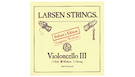 LARSEN Strings Soloist Cello 4/4 G Medium