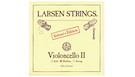 LARSEN Strings Soloist Cello 4/4 D Medium