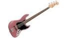 FENDER Squier Affinity Jazz Bass LRL Burgundy Mist