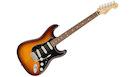 FENDER Player Stratocaster Plus Top SSS PF Tobacco Burst