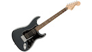 FENDER Affinity Stratocaster HH LRL Charcoal Frost Metallic