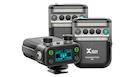 XVIVE U5t2 Lavalier - Sistema Wireless Digitale Con Doppio Trasmettitore Per Cam