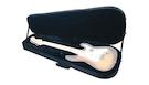 ROCKBAG RC 20803 B Deluxe Soft Light Case ST-Style Guitar, Black