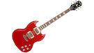 EPIPHONE SG Muse Scarlet Red Metallic