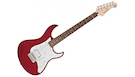 YAMAHA Pacifica 012 II Red Metallic