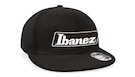 IBANEZ IBAC001 Snapback Logo Cap - Black