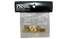 PRS ACC-4022 Tremolo Bridge Saddle Gold (set of 6)