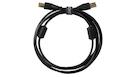 UDG Ultimate Audio Cable USB 2.0 A-B Black Straight (U9500XBL)
