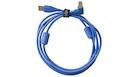 UDG Ultimate Audio Cable USB 2.0 A-B Blue Angled (U95005LB)